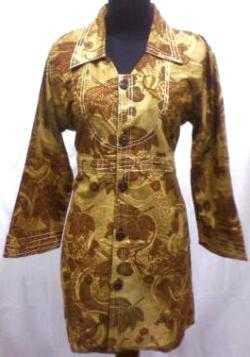 0076 batikpekalongan blus katun kantor jessica