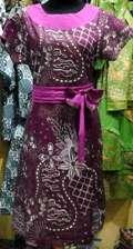 DK275_batikpekalongan_dress_katun_kerahbulat_dedymukti