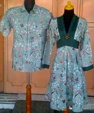 SD310_batikpekalongan_sarimbit_dress_krisdayanti_kembang_dafa