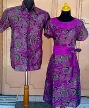 SD313_batikpekalongan_sarimbit_dress_kerahbulat_kipas_dedymukti