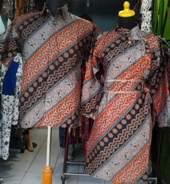 SD392_batikpekalongan_sarimbit_dress_mandarin_suwiri_adiartha