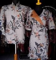 SD397_batikpekalongan_sarimbit_dress_kerahsegitiga_rempel_dafa