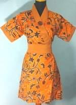 DK432_batikpekalongan_dress_katun_kerutselempang_kepompong_pvj