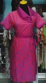 DK492_batikpekalongan_dress_katun_pramugari_mahha
