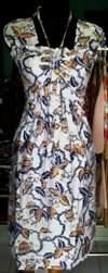 DK525_batikpekalongan_dress_katun_tali_putihdaun_ghifa