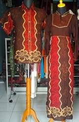SL554_batikpekalongan_sarimbit_gamis_paris_cap_polosan_lirda