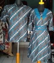 SD636_batikpekalongan_sarimbit_dress_kerahsusun_lilin_dafa