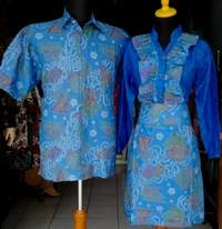 SD732_batikpekalongan_sarimbit_dress_wiru_wulung