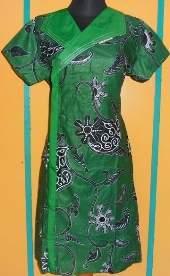 DK756_batikpekalongan_dress_katun_selempang_kerut_bunga_dedymukti