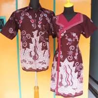 SD836_batikpekalongan_sarimbit_dress_selempang_polos_dedymukti
