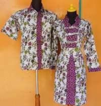 SD997_batikpekalongan_sarimbit_dress_panjang_wiru_passiflora_mujurjaya