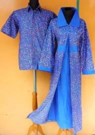 SL1191b_batikpekalongan_sarimbit_gamis_jubah_lengkung_zahra_biru