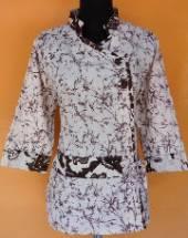 BK1283_grosir_batik_pekalongan_blus_cap_remekan_kimono_brawijaya
