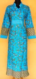 GK1301_grosir_batik_pekalongan_gamis_kerut_kimono_passiflora_vicky
