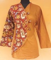 BK1390_grosir_batik_pekalongan_blus_kancing