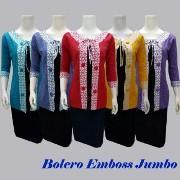 BK1602_grosir_batik_pekalongan_blus_bolero_bolakbalik_jumbo_ghifa