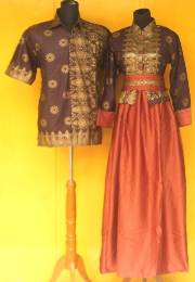 SL1864_grosir_batik_pekalongan_sarimbit_gamis_velvet_Wulung