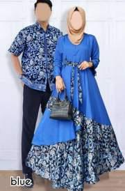 SL2060 – Batik Sarimbit Dilan Mahkota